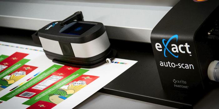 Автосканирующее устройство eXact Auto-Scan  - Фото 2